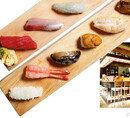 일본식 초밥,  모둠회와 통하다