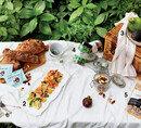 낙천적인 이탈리아에서 배운 자연 담은 식탁