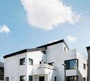 공간에 색을 담은 광교 단독주택
