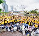 하나님의 교회, 세계 4대 환경상 '그린애플상' 수상