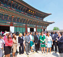 한국의 아름다움, 어머니의 사랑 세계인들도 감동