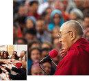 일본 방문, 달라이 라마 내년에 한국 올까?