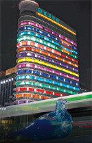 '한국의 색' 물든 동아