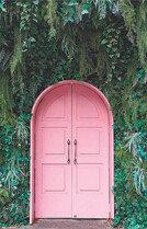 핑크 문을 열면