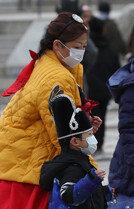 '우한 폐렴' 확산 가속대응단계 주의→경계