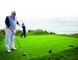 트럼프는 자기 골프장 홍보대사?