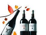 피터 시섹이 만든 와인들.  왼쪽부터 피에스아이, 플로르 드 핑구스, 핑구스.[사진 제공 · 씨에스알와인(주)]