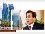 김지완 BNK금융지주 회장은 2012년 대선 당시 문재인 후보 대선캠프에 경제고문으로 참여한 바 있다. [뉴스1]