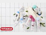 독일 풋케어 전문 브랜드, 티타니아(TITANIA)