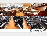 강남피아노백화점, 중고피아노 대형 전시 매장
