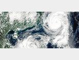 태풍 등 기상이변을 전부 예측하는 것은 사실상 불가능하다. [shutterstock]