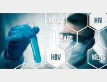 의학이 발달해도 새로운 바이러스에 대처하는데는 시간이 걸린다. [shutterstock]