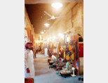 카타르 전통시장 '수크 와키프' 내 이란 마켓. [이세형 동아일보 기자]