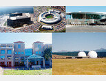 미국 국가안전보장국(NSA), 영국 정보통신본부(GCHQ), 캐나다 통신안보위원회(CSEC), 뉴질랜드 정부통신보안국(GCSB), 호주 비밀정보국(ASIS)(시계방향순) [NSA, 영국 국방부, CSEC, 위키피디아]