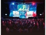 지난해 10월 19일 부산 벡스코에서 열린 '2019 리그 오브 레전드 월드 챔피언십' 8강전. 국내에서 가장 인기 있는 게임인 만큼 수많은 관객이 경기를 관전하고 있다. [동아DB]