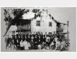 1911년 미국 캘리포니아 리버사이드카운티의 한인들. 1904년 도산 안창호 선생이 이 지역 한인 노동자로 정착한 이래 많은 한인이 리버사이드로 모여들었다. [사진 제공 · UC리버사이드 김영옥재미동포연구소]
