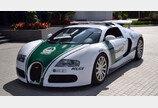 부가티 베이론을 경찰차로? 두바이 경찰의 남다른 선택