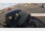 오토바이도 블랙박스 필수…사고장면 보니 가해자 아닌 피해자
