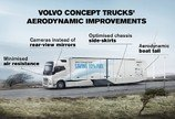볼보트럭, 백미러 대신 카메라 '공기역학 디자인으로 연비 30% 향상'