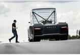 볼보트럭, 2400마력 아이언 나이트 공개 '헬기보다 빨라'