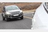 [시승기]포드 SUV 뉴 쿠가… 편안한 주행감 '일품'