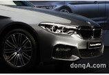 [신차 영상]BMW 뉴 5시리즈 출시… 프리미엄 세단의 정수
