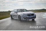 '사륜구동' BMW 신형 M5… '후륜구동 모드'도 적용