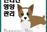 서울대반려동물문화교실 '올바른 반려견 영양 관리'