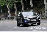 [신차 시승기]유럽이 인정한 SUV '뉴 푸조 3008'