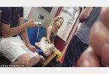 지하철에서 반려견 물어뜯은 여성