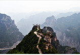 중국의 그랜드캐니언 '태항산 대협곡' 트래킹 강추