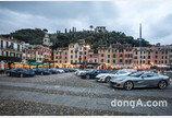 페라리, '포르토피노' 시승 투어 진행… 유럽 60개 도시 탐방