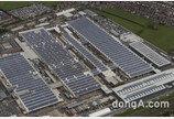 벤틀리, 영국 공장에 최대 규모 태양광 패널 설치