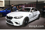 [베이징모터쇼]M3 엔진 얹은 'BMW M2 컴페티션'… 형만 한 아우