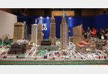 레고 덕후들 신나겠네… 101만 조각이 수놓은 환상의 세계