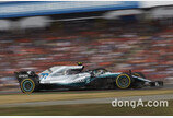 메르세데스-AMG 페트로나스, F1 독일 그랑프리 1·2위 석권