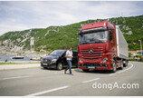 메르세데스벤츠, 'IAA 2018'서 미래 트럭 기술 세계 최초 공개