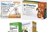 FDA, 개·고양이 진드기·벼룩약 신경 부작용 경고