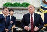 """文대통령-트럼프 """"한미FTA로 양국관계 발전·도약"""""""
