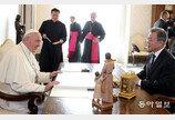 """교황 """"초청장 오면 北 갈 수 있다"""""""