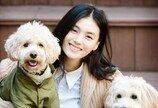"""제2의 견생 열어준 '개엄마' 김용지, """"늘 고마운 루와 라이"""""""