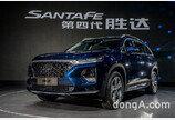 현대차, 광저우 국제 모터쇼 참가… 중국형 싼타페 '셩다' 공개