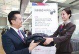 아시아나, 내달부터 '외투 보관 서비스' 제공