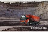 볼보트럭, 자율 주행 솔루션으로 석회석 운송… 상업용 최초 계약