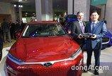 제네시스 G70·현대 코나, '북미 올해의 차' 선정…사상 첫 2관왕