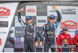 현대차, '2019 WRC' 몬테카를로 랠리서 제조사 부문 1위