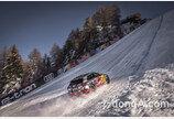 순수전기차 '아우디 e-트론', 경사 40도 스키 슬로프 등정 성공