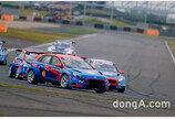 현대차 'i30 N TCR', 중국 상하이 대회 우승