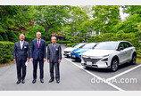 현대차, G20 에너지환경장관회의서 수소차 '넥쏘' 전시