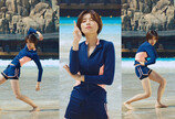 롯데워터파크, 예능 대세 장도연 모델로 발탁